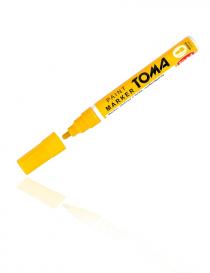 Toma TO-440 marker olejowy 2,5 mm, kolor żółty, 1 sztuka