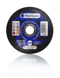Rhodius Hurricane tarcza tnąca, fi 125 mm x 6,0, 1 sztuka