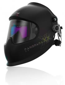 Optrel Panoramaxx 2.5 Black przyłbica samościemniająca, DIN 5-12, 1 sztuka