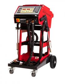 Ideal Tecno Spotter 8000 Digital Pull zgrzewarka + QuickPuller 400 V wyciągarka