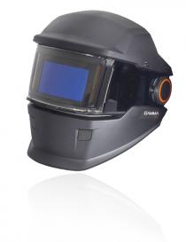 Kemppi Gamma 100a przyłbica spawalnicza + Kemppi SA 60 filtr samościemniający