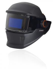 Kemppi Gamma GTH3 SFA przyłbica spawalnicza + Kemppi Gamma SA 60 filtr samościemniający