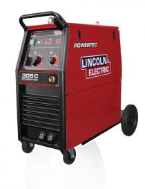 Lincoln PowerTec 305 C 4x4 półautomat spawalniczy MIG