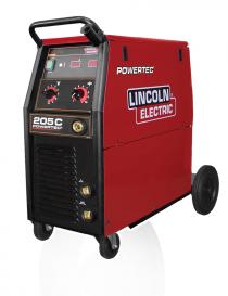 Lincoln PowerTec 205 C półautomat spawalniczy MIG