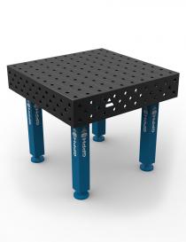GPPH stół spawalniczy tradycyjny TWT PRO 1000x 1000 mm bez kółek