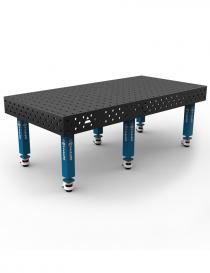 GPPH stół spawalniczy tradycyjny TWT PRO 2400x 1200 mm