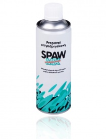 SpawMix preparat antyodpryskowy, spray 400 ml