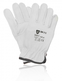 Syro Gunners Dw-213 rękawice ochronne, kolor szary, rozmiar 9