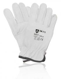 Syro Gunners Dw-213 rękawice ochronne, kolor szary, rozmiar 10
