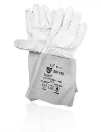 Syro Gunners Dw-313 rękawice ochronne, kolor szary, rozmiar 10