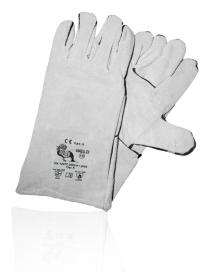 Syro Gunners Weld Coock rękawice ochronne, kolor szary, rozmiar 10
