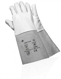 ProTech PSW 1150 rękawice ochronne, kolor biały, rozmiar 10