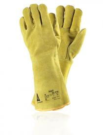 Ansell ActivArmr 43-216 rękawice ochronne, kolor żółty, rozmiar 9