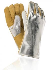 Weldas COMFOflex 10-2385 rękawice ochronne, metalizowane, rozmiar 9,5