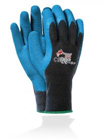 Rejs Dragon RWD rękawice ochronne, kolor niebieski, rozmiar 10