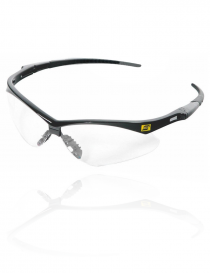 Esab Warrior Spec Clear okulary ochronne przeciwodpryskowe