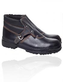 Rejs BRCZ SB buty ochronne, kolor brązowy, rozmiar 40-46