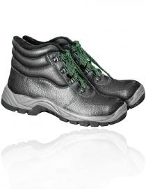 Rejs BRG Greenland buty ochronne, kolor czarno-szaro-zielony, rozmiar 36-48