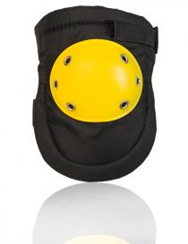 Rejs Onyb nakolanniki, kolor czarno-żółty, romzmiar 78-100