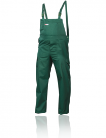Rejs Master spodnie ochronne, kolor zielony, rozmiar 188