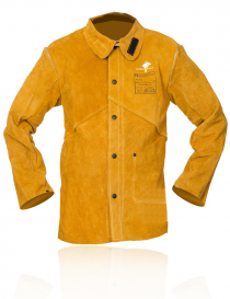 Weldas Golden Brown 44-2530 kurtka ochronna, kolor żółty, rozmiar XL