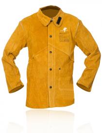 Weldas Golden Brown 44-2530 kurtka ochronna, kolor żółty, rozmiar L
