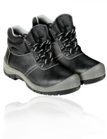 Rejs BRBruk buty ochronne, kolor czarno-szary, rozmiar 39-47