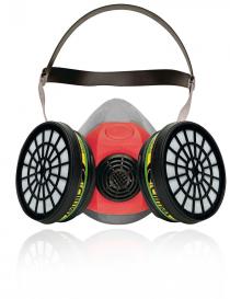 OxyLine Climax 756-R maska ochronna z filtrami ABEK1, 1 sztuka