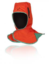 Weldas FireFox 23-6690 kaptur ochronny, kolor pomarańczowy, 1 sztuka