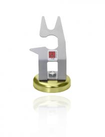 Spartus TIG magnetyczna podstawka pod uchwyt, 1 sztuka
