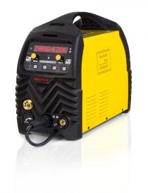 Magnum MIG 222 Dual Pulse Synergia inwertorowy półautomat spawalniczy