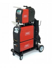 Ideal ExpertMig 540W Dual Pulse inwertorowy półautomat spawalniczy