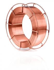 Thyssen Energomag 3 SG3 drut spawalniczy rdzeniowy, Fi 1,2, K-300, szpula 15 kg